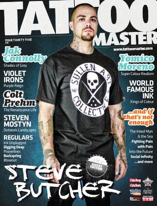 TATTOO MASTER Issue 35