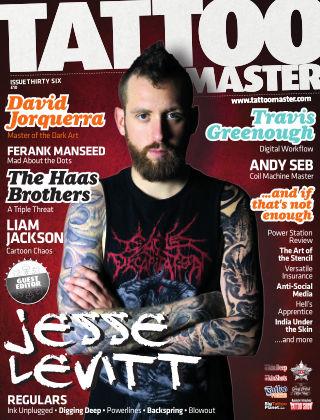 TATTOO MASTER Issue 36