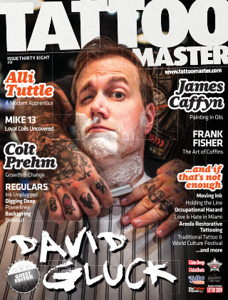 TATTOO MASTER Issue 38