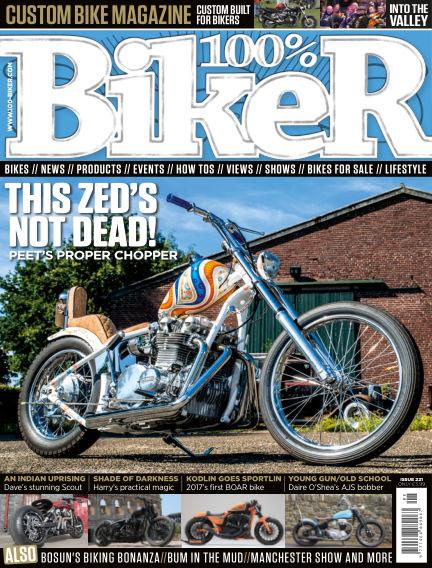 100% Biker June 01, 2017 00:00
