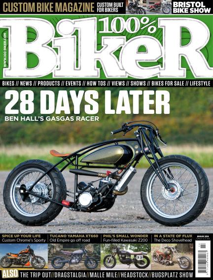 100% Biker October 19, 2017 00:00