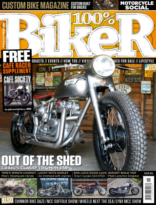 100% Biker 224