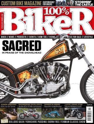 100% Biker 225