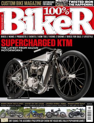 100% Biker 227
