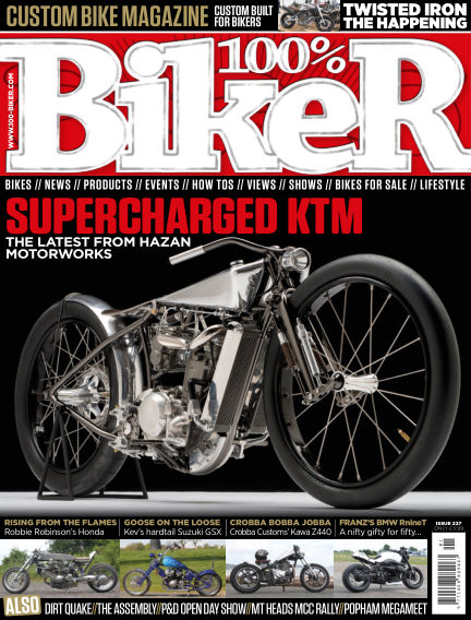 100% Biker November 17, 2017 00:00
