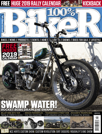 100% Biker December 13, 2018 00:00