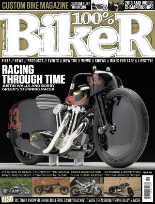 100% Biker 240