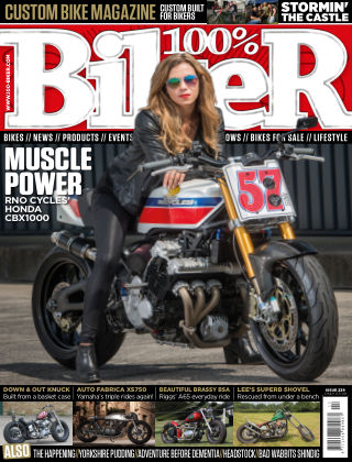 100% Biker 239