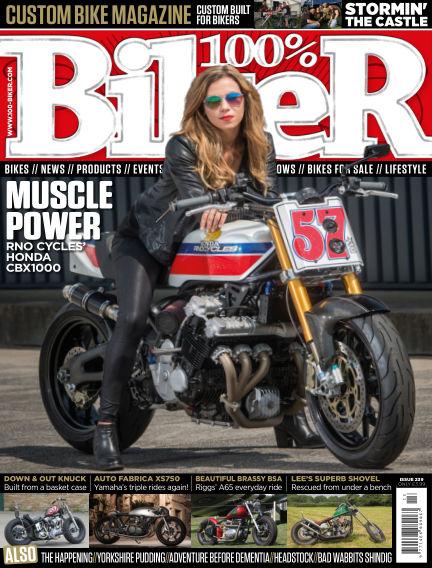 100% Biker October 18, 2018 00:00