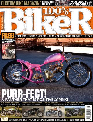 100% Biker 244