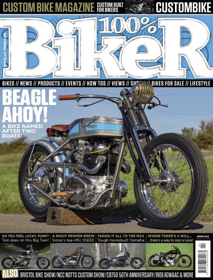 100% Biker February 07, 2019 00:00