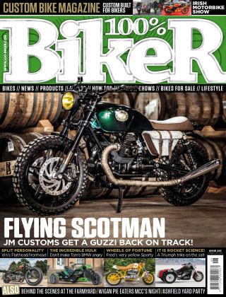 100% Biker 245