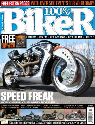100% Biker 246