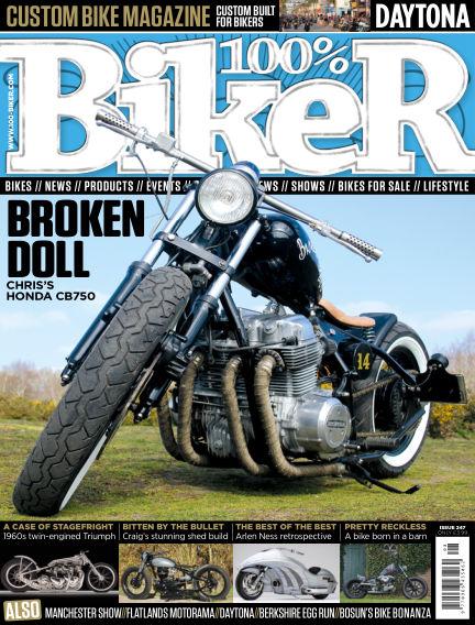 100% Biker May 30, 2019 00:00
