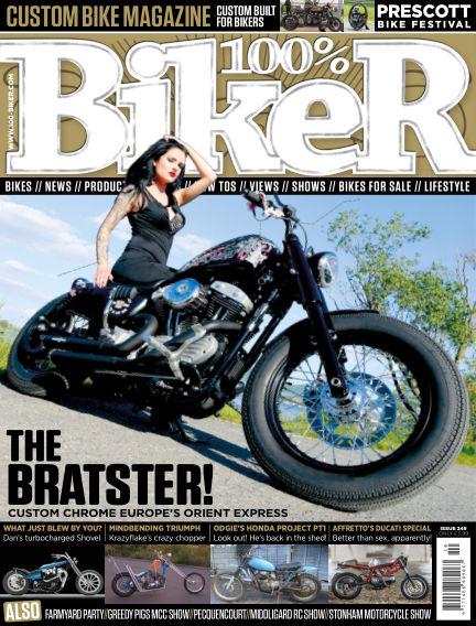 100% Biker July 25, 2019 00:00