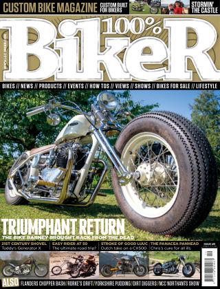 100% Biker 251