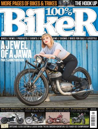 100% Biker 253