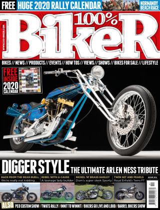 100% Biker 254
