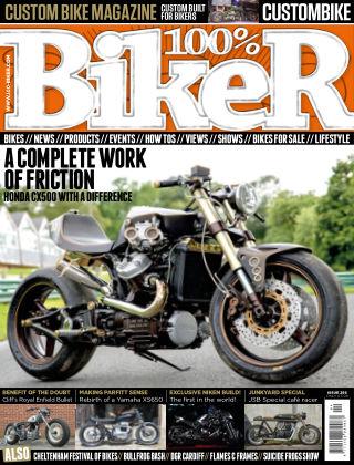 100% Biker 256