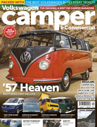 Volkswagen Camper and Commercial 115