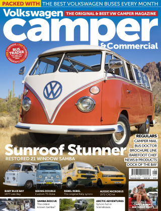 Volkswagen Camper and Commercial 119