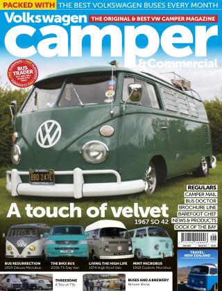 Volkswagen Camper and Commercial 117