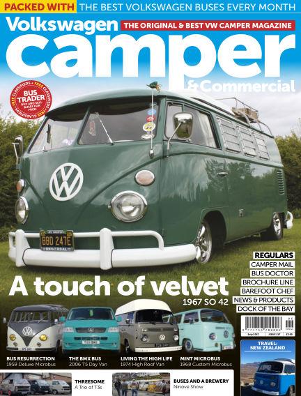 Volkswagen Camper and Commercial June 28, 2017 00:00