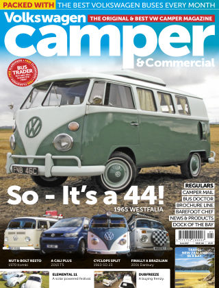 Volkswagen Camper and Commercial 116