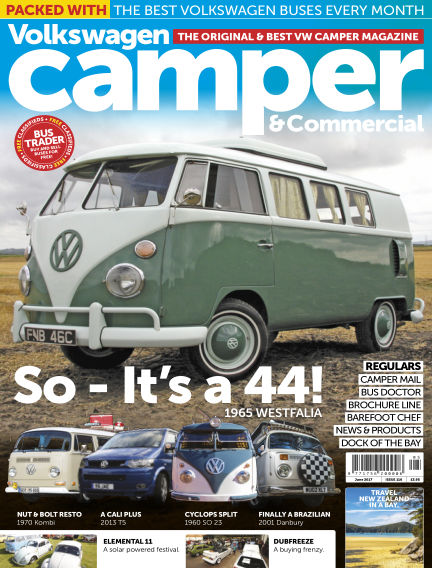 Volkswagen Camper and Commercial May 24, 2017 00:00