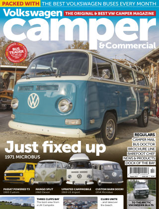 Volkswagen Camper and Commercial 118