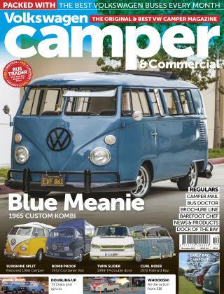 Volkswagen Camper and Commercial 121