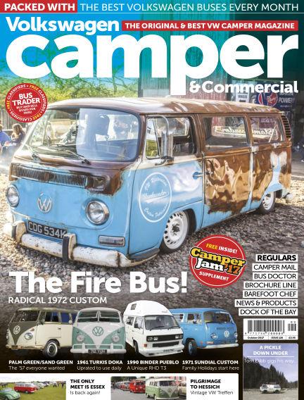 Volkswagen Camper and Commercial September 27, 2017 00:00