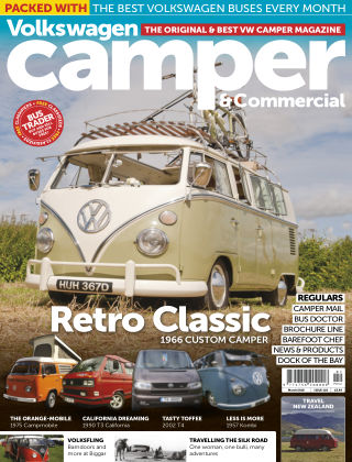 Volkswagen Camper and Commercial 125