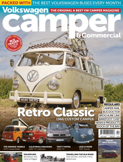 Volkswagen Camper and Commercial February 28, 2018 00:00