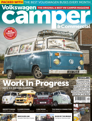 Volkswagen Camper and Commercial 127