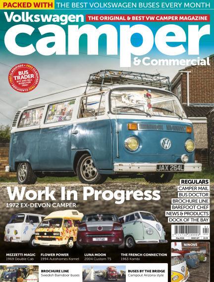 Volkswagen Camper and Commercial April 25, 2018 00:00