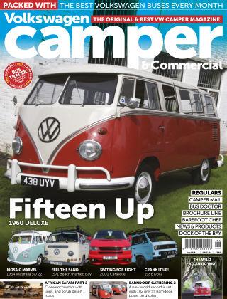 Volkswagen Camper and Commercial 129