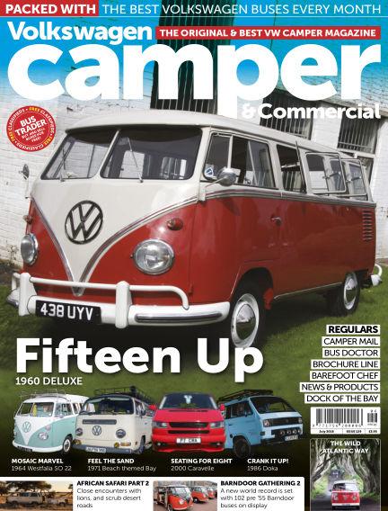 Volkswagen Camper and Commercial June 27, 2018 00:00