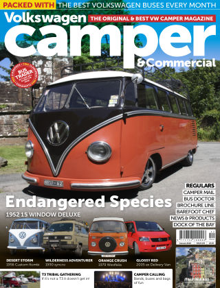 Volkswagen Camper and Commercial 135