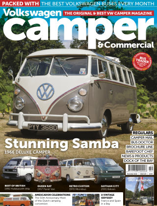 Volkswagen Camper and Commercial 133