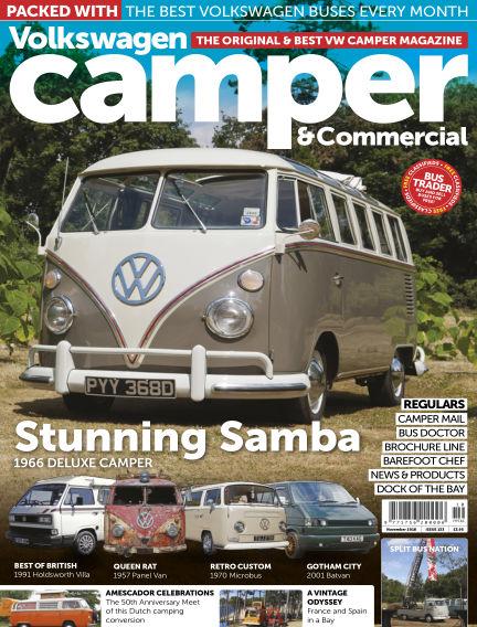 Volkswagen Camper and Commercial October 31, 2018 00:00