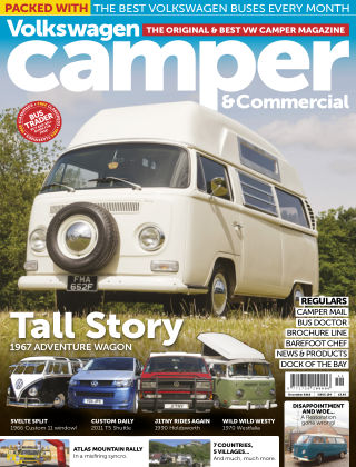Volkswagen Camper and Commercial 134