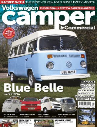 Volkswagen Camper and Commercial 131