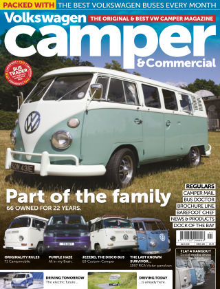 Volkswagen Camper and Commercial 138