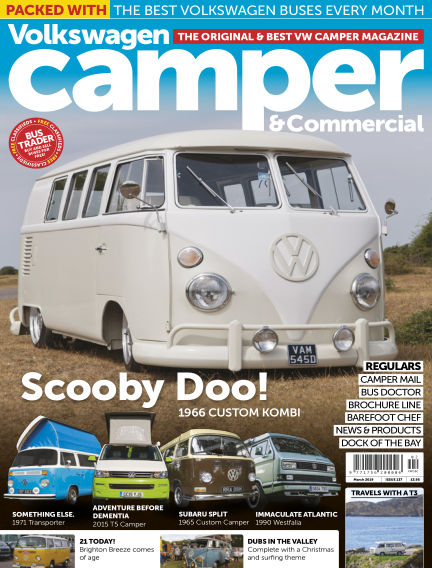 Volkswagen Camper and Commercial February 27, 2019 00:00