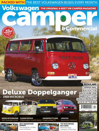 Volkswagen Camper and Commercial 139