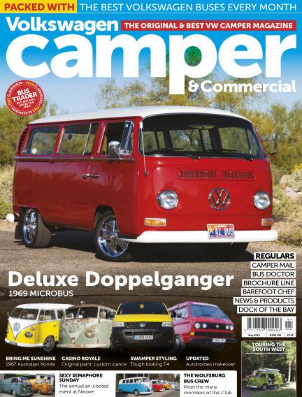 Volkswagen Camper and Commercial April 24, 2019 00:00