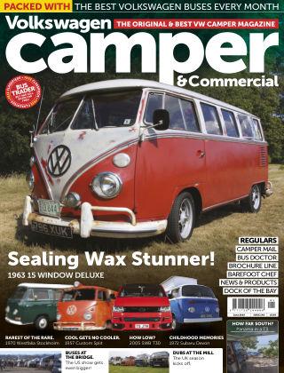Volkswagen Camper and Commercial 140