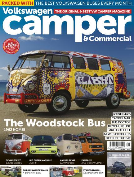 Volkswagen Camper and Commercial June 26, 2019 00:00