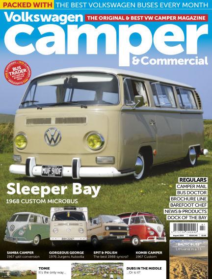 Volkswagen Camper and Commercial July 31, 2019 00:00
